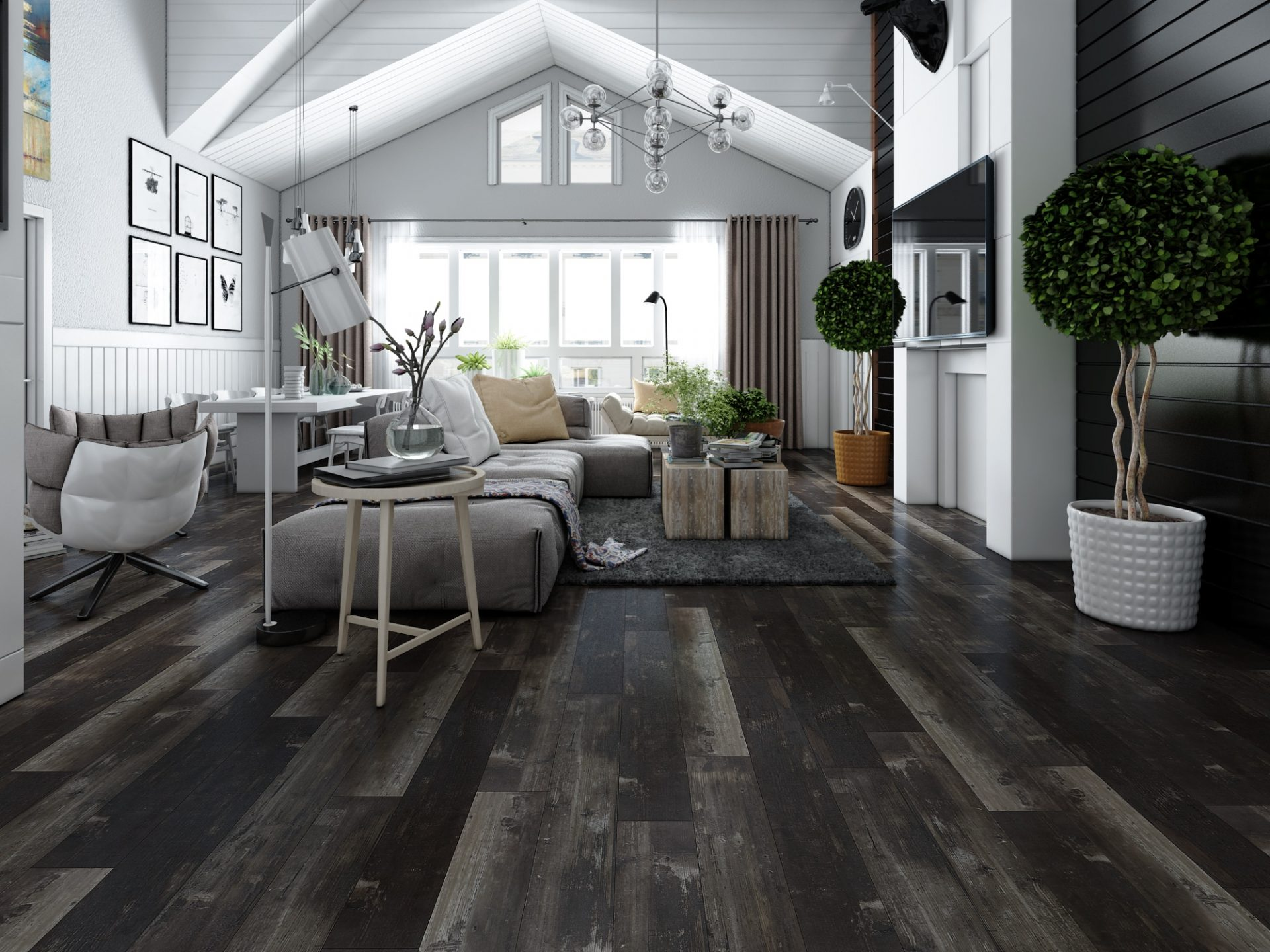 Parkay Xpr Bronze Weathered Integrity Laminate Flooring