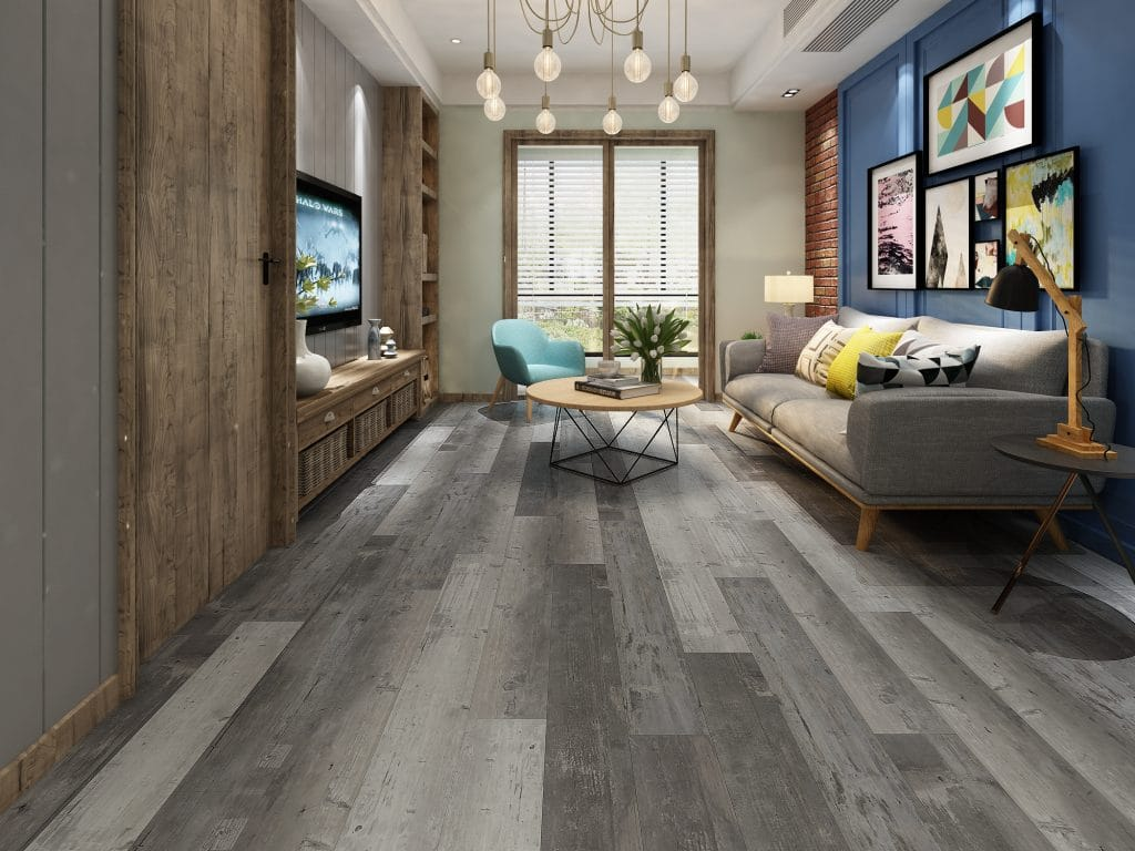 Parkay Xpr Cement Weathered Integrity Laminate Flooring